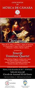 19 de diciembre 2017 - Christmas 2017 CARTEL